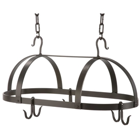 Oval Dutch Pot Rack