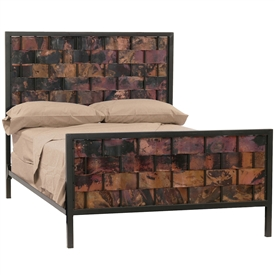 Rushton Copper Bed