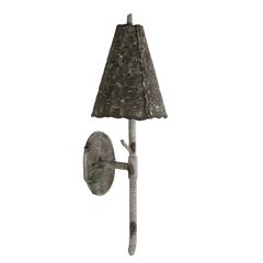 Whisper Creek Wall Sconce w/ Shade