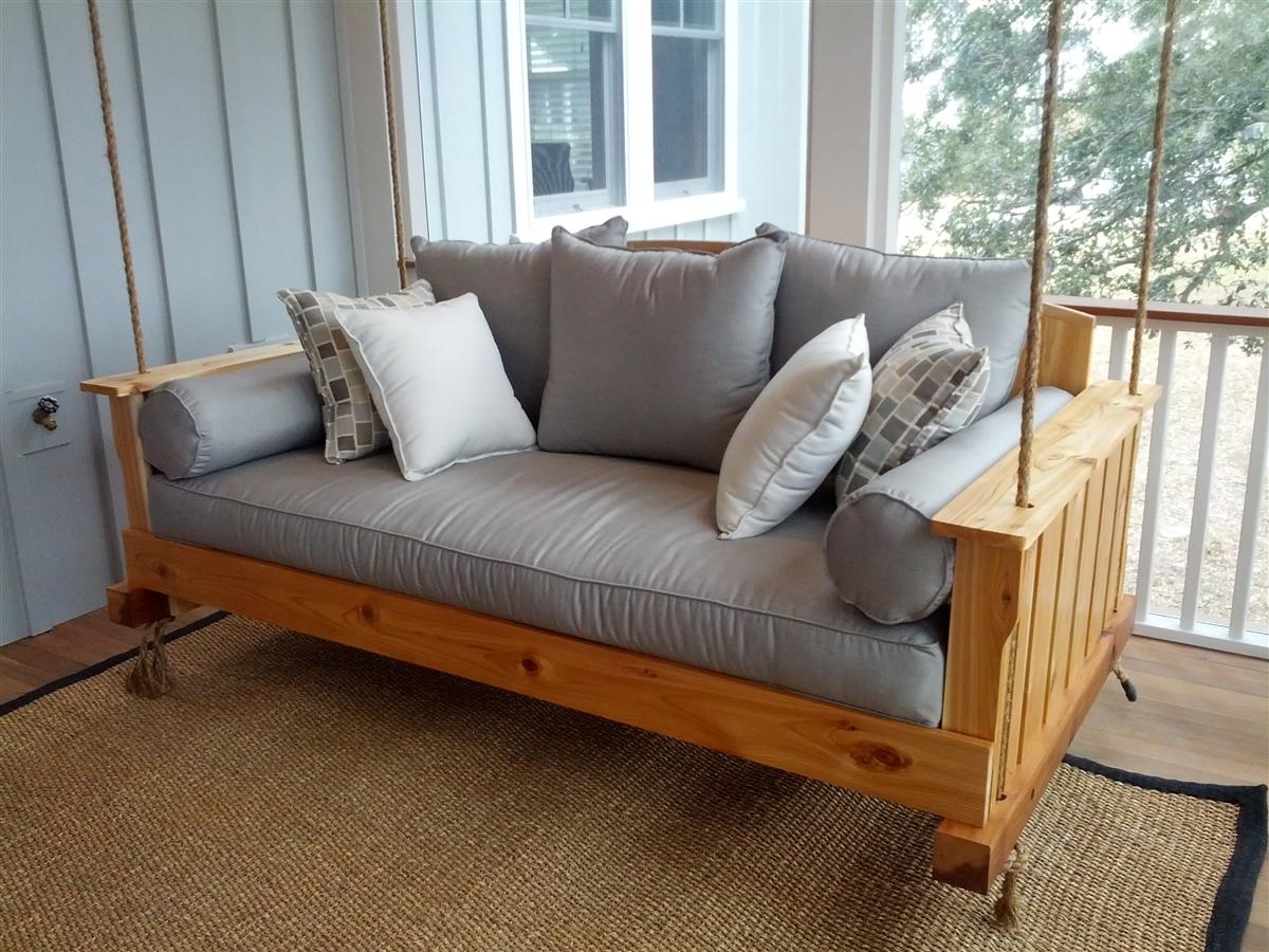 the daniel island swing bed package. Black Bedroom Furniture Sets. Home Design Ideas