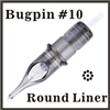 ELITE 3 Needle Cartridge Round Liner - Bugpin