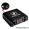 <!010>Johnny Irons Dual Tattoo Machine Power Supply, Quality Guaranted !