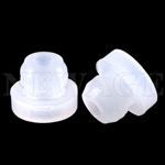 <!010>Silicone Lip Style Grommet -BAG OF 100
