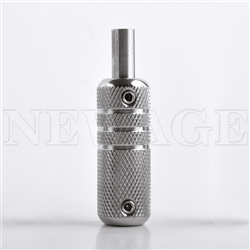 <!030> 22mm Pro-Design Stainless Steel Tattoo Grips A