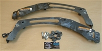 Victory Cross Country Saddlebag Brackets