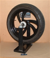 Victory Kingpin 8 Ball Rear Wheel & Bridgestone Tire