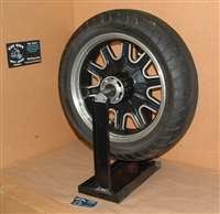 14-17 Indian Roadmaster Rear Wheel & Dunlop Elite 4 Tire - Chieftain