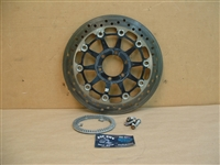 Cross Country Rear Brake Rotor