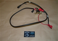 07 Victory Jackpot Kingpin Vegas Starter Cable-Solenoid-Battery Cable ASM