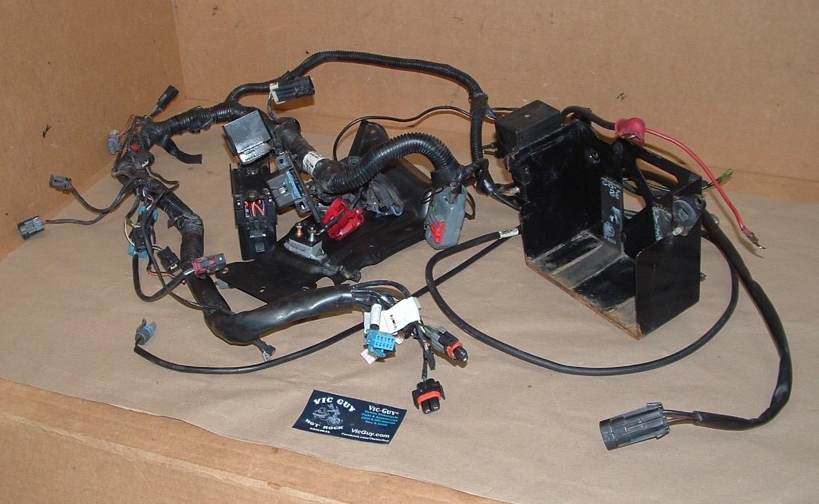 03 Victory Vegas Main Wiring HarnessVicGuy