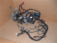 03 Victory Classic Cruiser Complete Wiring Harness ASM