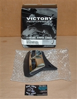 Victory Chrome Vented Air Box Cover - New w/Box