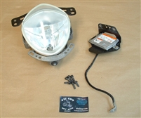Victory HID Headlight Housing & Bracket