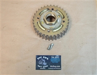 Victory Drive Sprocket Gear-Lock Plate & Nut