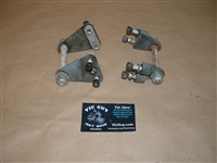 Front & Rear Motor Mounts