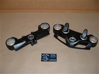 Victory Cross Country/Roads Triple Tree Clamps & Risers