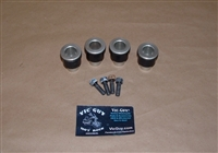 Indian Chieftain Saddlebag Spools Set