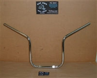 Victory Cross Country Chrome OEM Handlebars Straight- Upgrade Takeoffs
