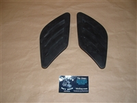 Cross Country RH & LH Passenger Floorboard Pads Set