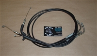 Victory V92 Cruiser Throttle Cables & Clutch Cable