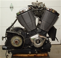 2011 Victory Cross Country Motor Engine ASM -  106/6 Speed