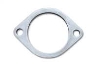 3in 2 bolt exhaust flange, 3/8 mild steel