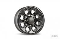 AEV Katla 17x8.5 Wheel 8x6.5 Ram 2500/3500 - Black