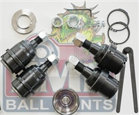 EMF 2010-2013 Dodge Ram 2500/3500 Heavy Duty Oversized Ball Joints