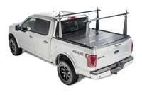 "Bak Industries 2002-2017 DODGE RAM HARD FOLDING TONNEAU COVER/RACK COMBO (6' 4"" BED) 