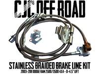 CJC Off Road Dodge 2003-2011 2500/3500 Brake Line Kit