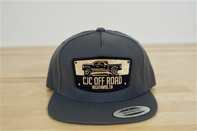 CJC Off Road Gray Snapback