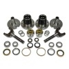 Dynatrac Free-Spin Kit 2010-2011 Dodge 2500 and 3500 with Warn Hubs
