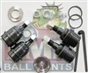 EMF 2003-2012 Dodge Ram 2500/3500 Heavy Duty Ball Joints