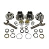 Dynatrac Free-Spin Kit 2005-2014 Ford F-250 and F-350 with Warn Hubs for SRW and DRW
