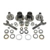 Dynatrac Free-Spin Kit 1999-2004 Ford F-250 and F-350 with Warn Hubs and Both Coarse and Fine Wheel Studs