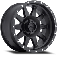 Method Wheels The Standard - Matte Black - 15""