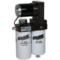 FASS TITANIUM SERIES DIESEL FUEL LIFT PUMP 95GPH DODGE CUMMINS 5.9L 1998.5-2004 (NOTE: IF THE TRUCK HAS BEEN RETROFITTED WITH AN IN-TANK PUMP, YOU NEED TO PURCHASE A T D07 095G KIT.)