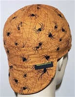 welding hat and caps spiders, web.