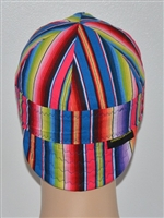 colorful welding hat