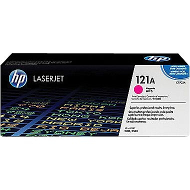 Cartridge for HP1500, 2500, 2550, 2820, 2840 Series - Magenta