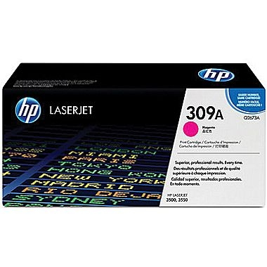 Cartridge for the HP 3500, 3550 Series - Magenta