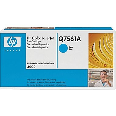 Cartridge 314A for the HP 3000 Printer Series - Cyan