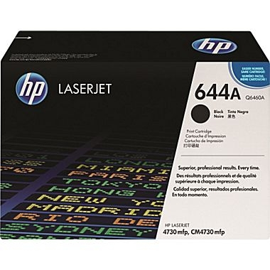 Cartridge for the HP 4730 Series - Black