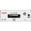 Canon 118 for the Imageclass MF8350cdn,  MF8380cdw, LBP 7660 Series - Black