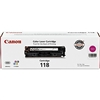 Canon 118 for the Imageclass MF8350cdn,  MF8380cdw, LBP 7660 Series - Magenta