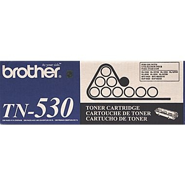 Brother TN 530 - MFC-8420, MFC-8820D, MFC 8820DN, DCP 8020, DCP 8025D, DCP 8025DN, 1650, 1670N, 1850, 1870N, 5040, 5050, 5050LT, 5070N - Series