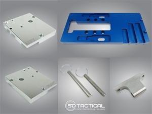 AR-15 to AR-308 Original Router Jig Conversion Kit