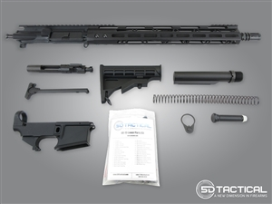Complete AR-15 80% Build Kit - Choose Upper Receiver