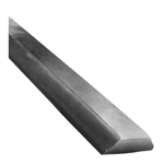 "Rail Solid Smooth Flat Top 2-9/32"" X 9/16"" 78-3/4"""