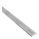 "Rail Stamped W/Hammered End 1-9/16"" X 5/16"" 10' L"